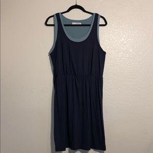 Ann Taylor LOFT Tank Dress Large